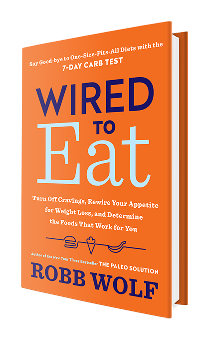 Wired to Eat by Robb Wolf (review) and the seven day carb test